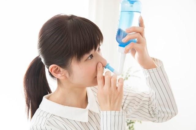 上咽頭炎 予防策