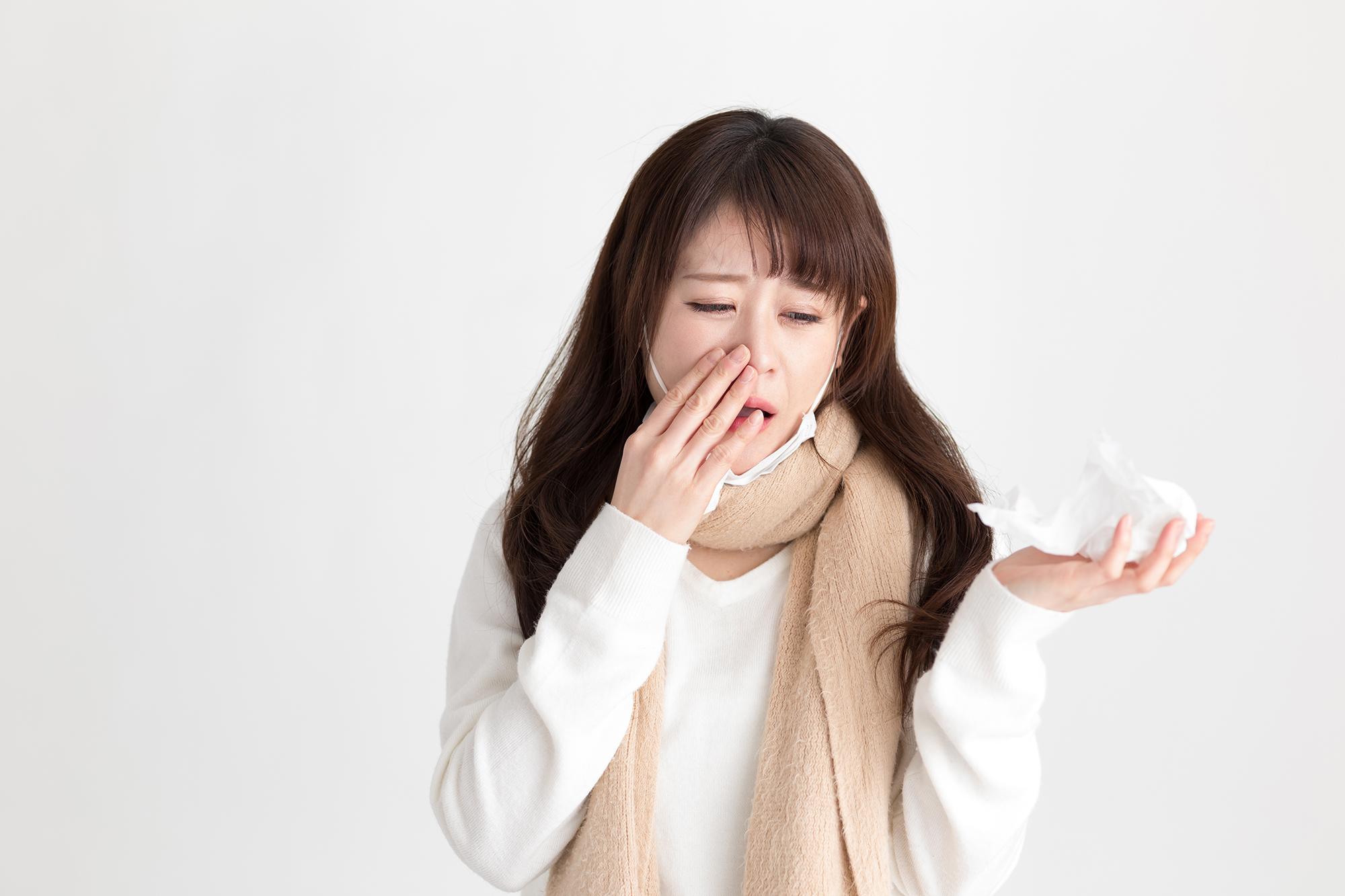 副鼻腔炎 鼻うがい