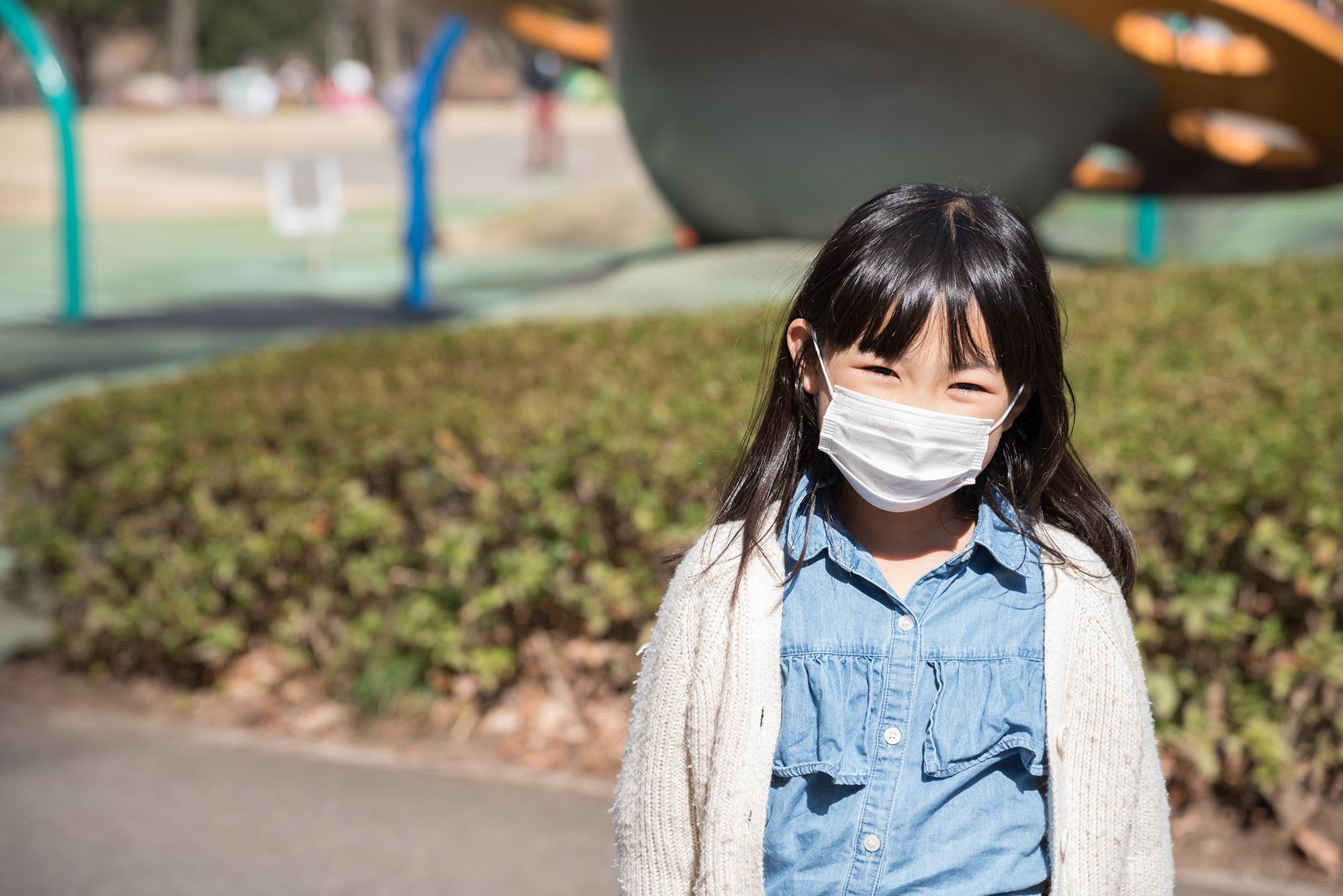 子供の花粉症 対策
