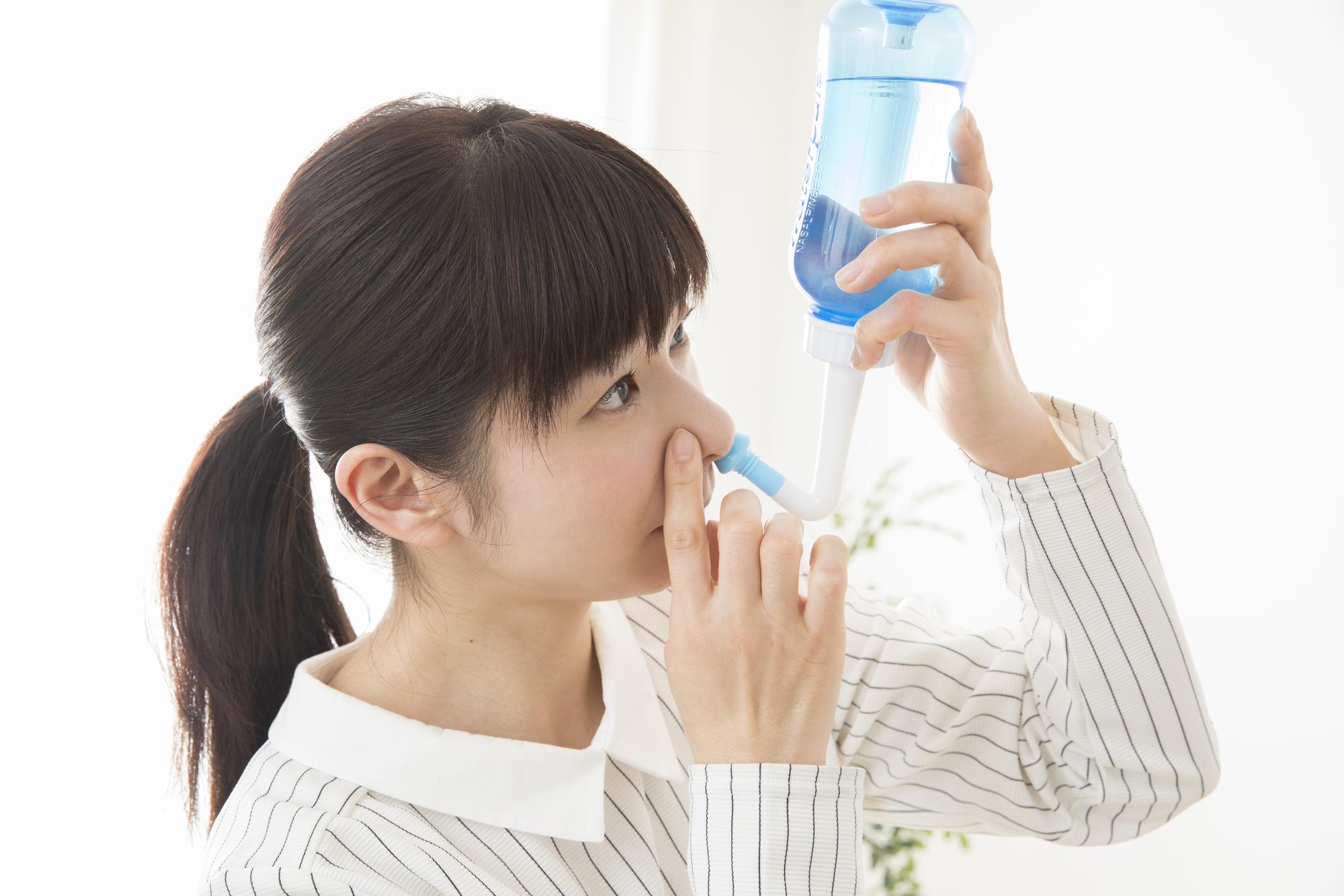 後鼻漏 予防策