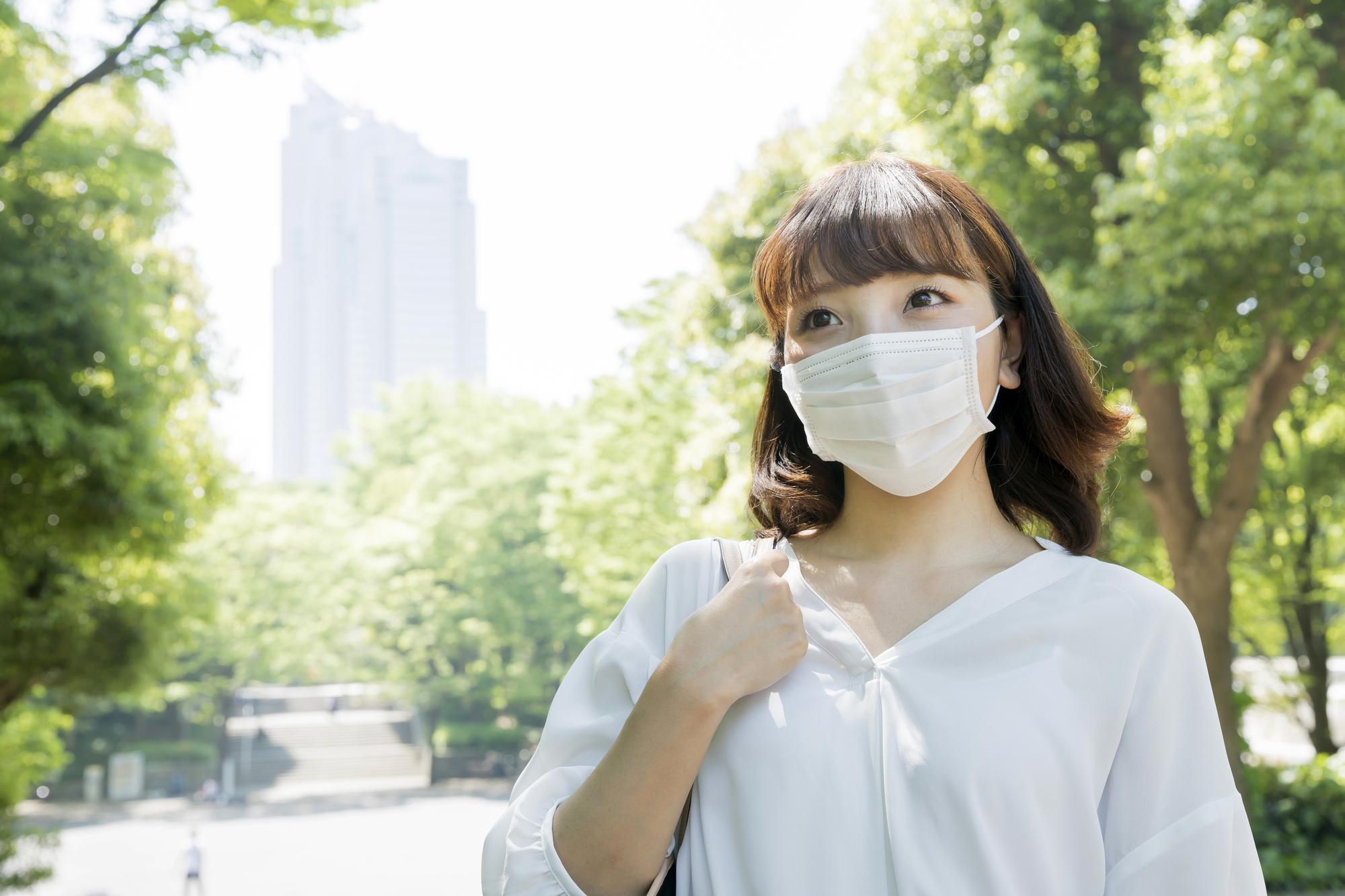 インフルエンザ 対策グッズ