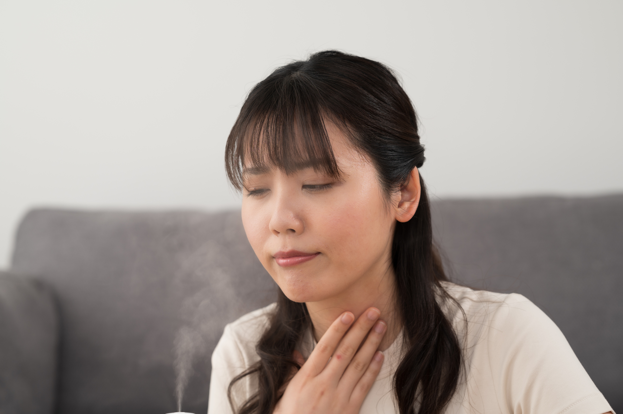 副鼻腔炎で現れる痰