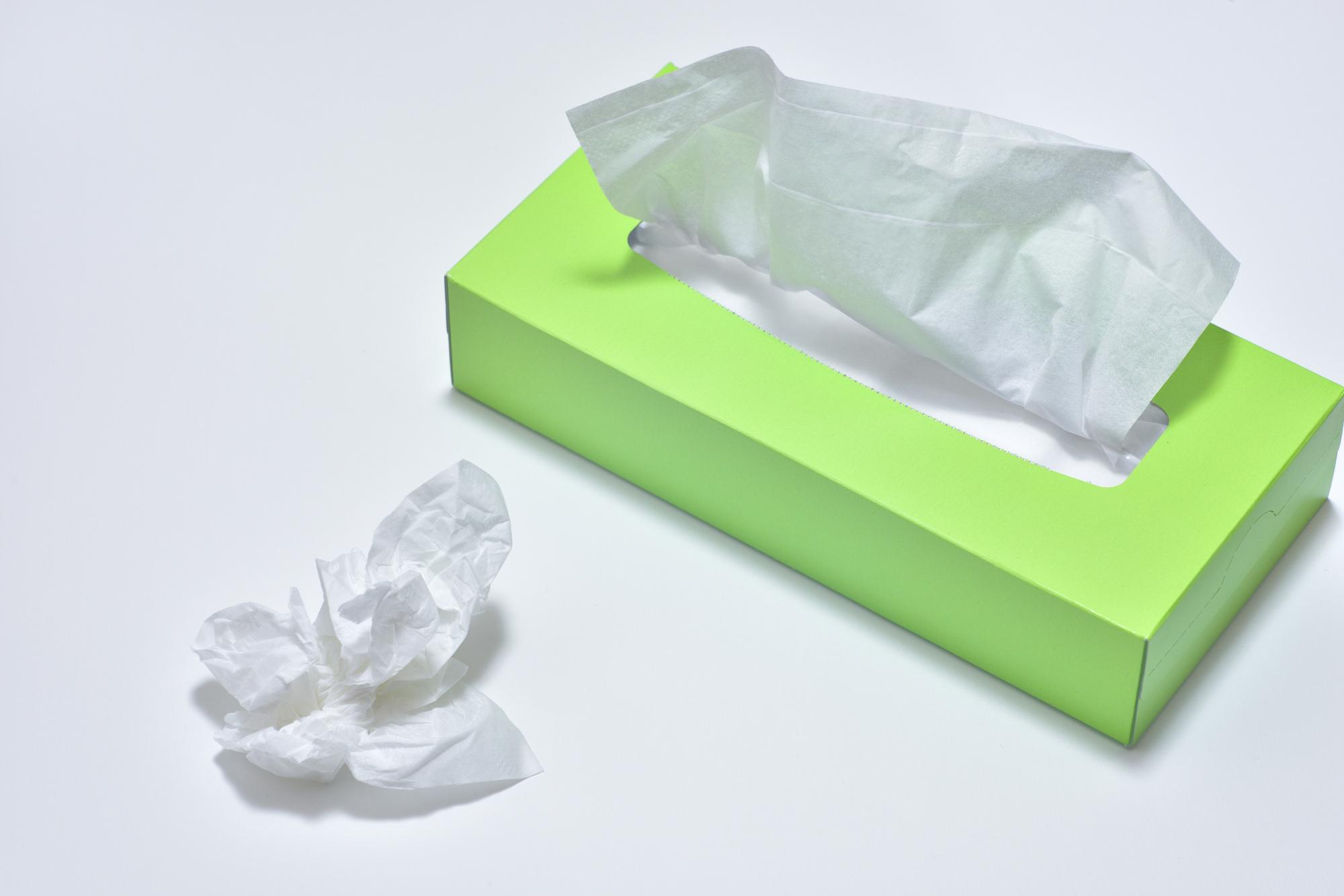 副鼻腔炎と後鼻漏